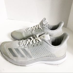 Addidas Gray Men's Running Shoes